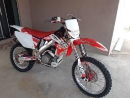 Crf 250x moto de trilha crf