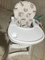 Título do anúncio: Cadeira de alimentação infantil galzerano.