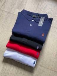 Camisas Estilo Polo - P ao GG