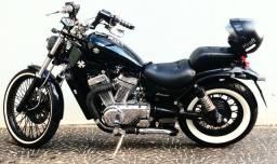 "Suzuki Intruder 800cc ""Relíquia"""