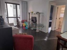 Apartamento para alugar com 1 dormitórios em Copacabana, Rio de janeiro cod:CPAP10834