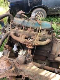 Motor e caixa wulians
