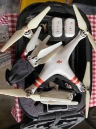 Título do anúncio: Drone Dji Phantom 3 Advanced