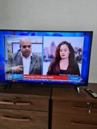 TV 43 Esmart semi nova