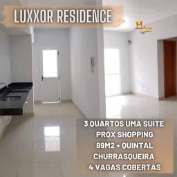 Luxxor Residence - Garden - 4 vagas
