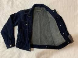Jaqueta jeans térmica