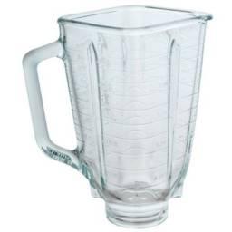 Jarra de Vidro s/Tampa para Liquidificador Osterizer Clássicos