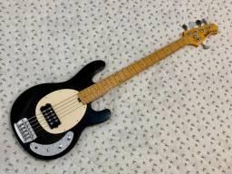 Baixo Music Man StingRay 5 Baixo ÚNICO, lindo, perfeito! Aproveite! Feito por luthier.