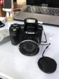 Camera fotografia cânon power shot sx510 HS