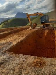 Vende-se Escavadeira hidráulica