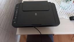 Título do anúncio: Impressora Multi funcional Canon MG 3010