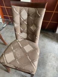 Mesa c/ 8 cadeiras