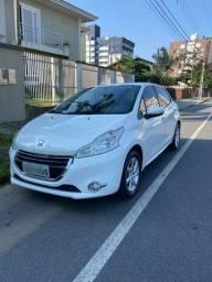Título do anúncio: Vendo/troco ABAIXO DA FIPE Peugeot 208 active pack 1.6 aut flex