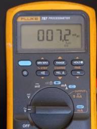 Multímetro Processmeter FLUKE modelo 787 usado