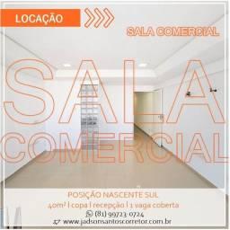 Título do anúncio: Sala comercial para locação Edf. San Marino, Boa Viagem, Recife-PE