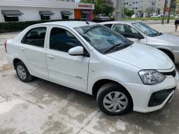 Toyota etios 1.5 x 2018