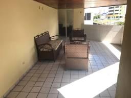 Apartamento mobiliado, 146 m2, 3 quartos no Jockey
