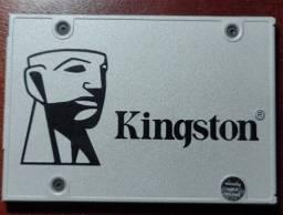 SSD Kingston 120GB - Usado