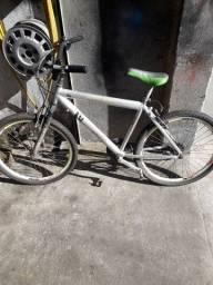 Título do anúncio: bike aluminio