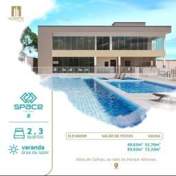 Título do anúncio: D.I SPACE CALHAU 2