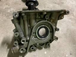 Bomba de óleo usada do motor sigma do new fiesta 1.6 16v usada