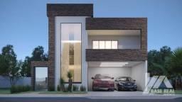 Sobrado com 3 dormitórios à venda, 231 m² por R$ 795.000,00 - Cará-cará - Ponta Grossa/PR