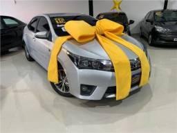 Título do anúncio: Toyota Corolla XEI 2.0 Flex Automático 2015 com GNV/banco de couro/multimídia
