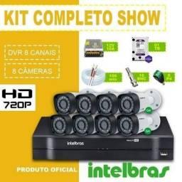 Câmeras de segurança câmeras de segurança intelbras 000