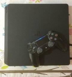 PlayStation 4 slim 1 terabyte com GTA 5