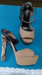 Sandálias 40 reais