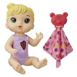 Boneca Baby Alive Coraçãozinho Loira