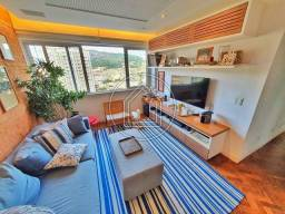 Apartamento à venda com 3 dormitórios em Humaitá, Rio de janeiro cod:897733