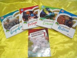 livros arariba plus 7 ano,mais matemática bianchini