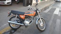CG 125 1977 100% RESTAURADA