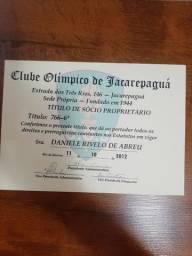 Título do clube olímpico