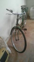 Bicicleta antiga Mercswiss década de 50, aro 28