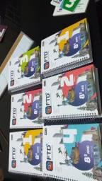 Livros de escola