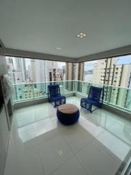 Lindo apartamento! Quadra Mar - Finamente Mobiliado e Equipado - 3 Suítes - 2 Vagas