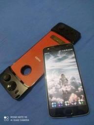 Moto z2 play + Snap Gamepad