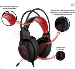 Fone De Ouvido Headset Gamer Lehmox Gt-f4