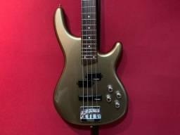 Baixo Condor XB24A ativo captação Precision e Jazz Bass