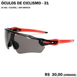 Óculos Escuro de Ciclismo