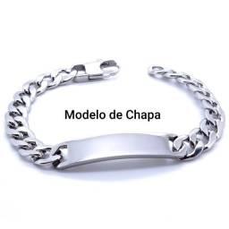 Título do anúncio: pulseira de aço inoxidável