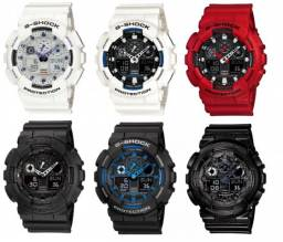 Relógio Original Casio G-Shock GA-100 novo sem uso com garantia comprar usado  Brasília