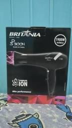 Secador de cabelo britania 3100n