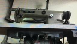 Lote com 07-Maquina Reta Industrial Brother Db2 - B755-3