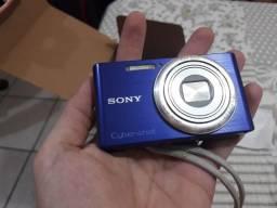Câmera Sony Cyber Shot Dsc-w730 Perfeitíssima - Aceito cartão 12x
