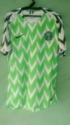 Camisa seleção da Nigéria