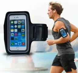 Porta celular de braço