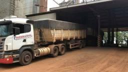 Scania 440 rodocaçamba - 2012